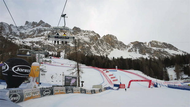 © Ch. Einecke (CEPIX) / LIVE: 2. Abfahrt der Damen in Cortina d'Ampezzo 2018 (Samstag) - Vorbericht, Startliste und Liveticker