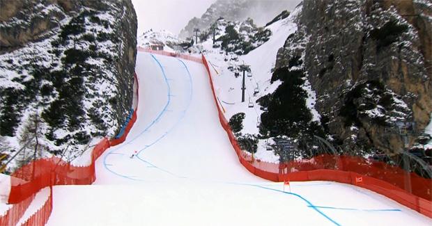 Ski-WM 2021 findet wie geplant in Cortina d'Ampezzo statt.