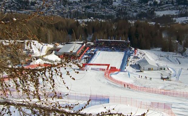 SKI-WM in Cortina d'Ampezzo: Es geht um viel Geld