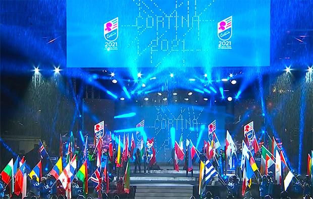 SKI WM 2021: Cortina trotzt Corona - Positiv denken und negativ testen.