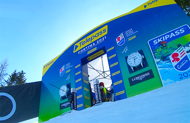 FIS ändert Startreihenfolge im Finale beim WM-Herren-Slalom am Sonntag in Cortina