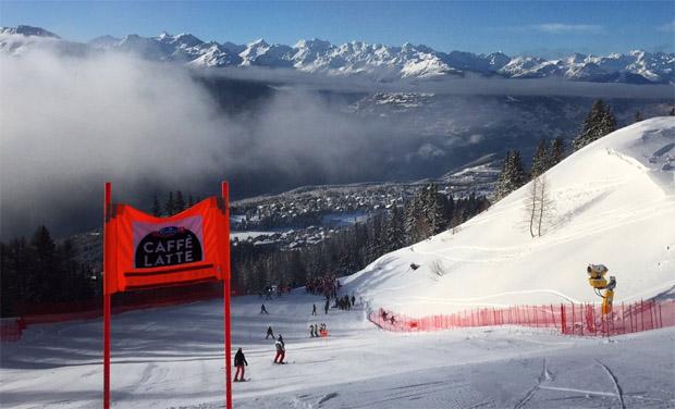 © facebook / FIS Alpine World Cup Tour / LIVE: Abfahrt der Damen in Crans-Montana: Vorbericht, Startliste und Liveticker
