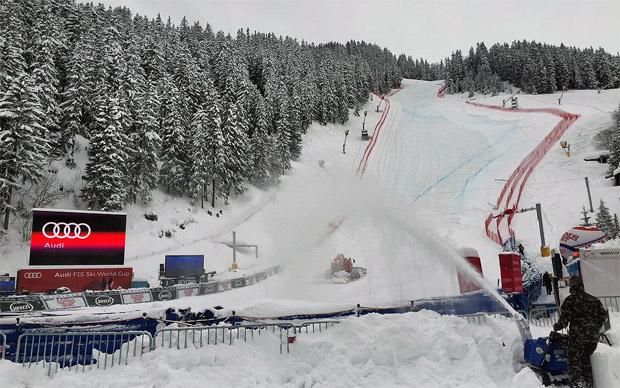 © facebook / FIS Alpine World Cup Tour / LIVE: Abfahrt der Damen in Crans-Montana am Sonntag: Vorbericht, Startliste und Liveticker