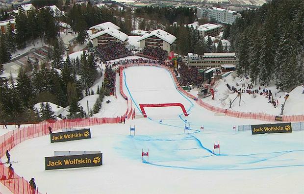 Kick-off für die Frauen Weltcup- und Europacup-Rennen 2019 in Crans-Montana