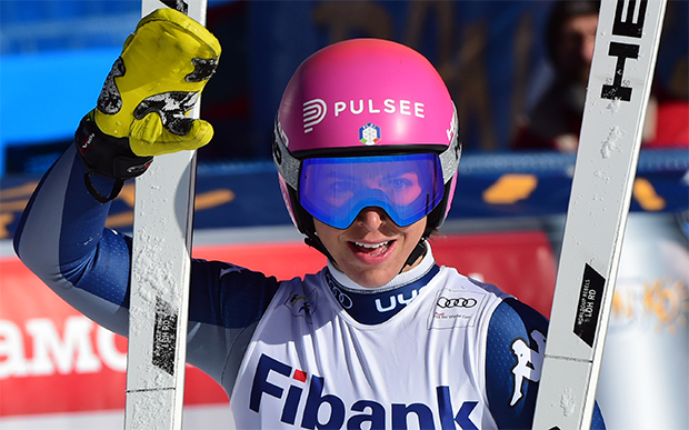 Skiweltcup.TV kurz nachgefragt: Heute mit Elena Curtoni (Foto: © HEAD/Christophe Pallot/Agence Zoom)