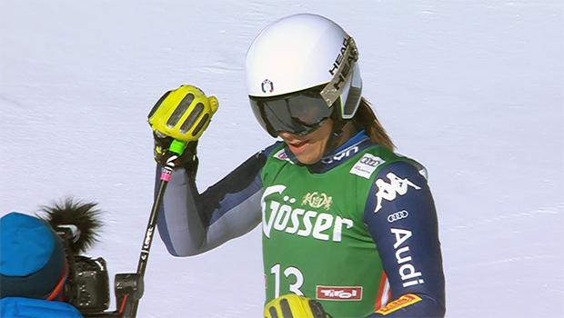 Elena Curtoni und Co. sind für das Training in Les Deux Alpes bereit