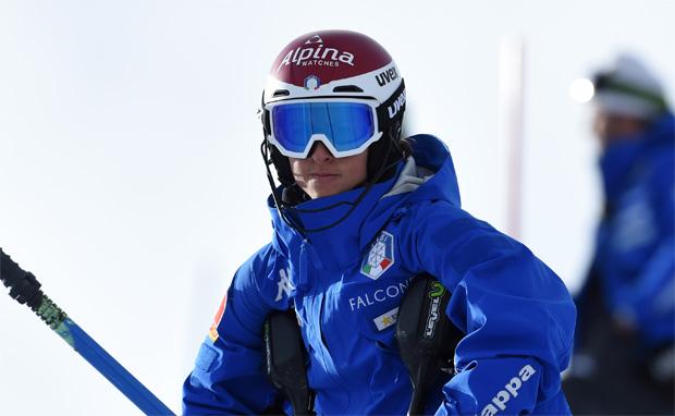 Irene Curtoni macht mindestens ein Jahr weiter  (Foto: Archivo FISI/Marco Tacca/Pentaphoto)