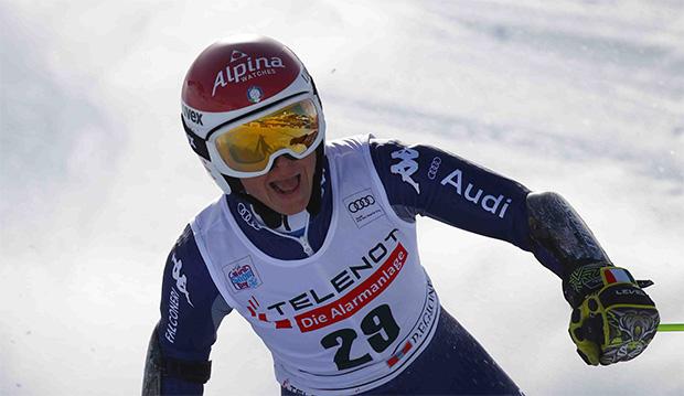 Irene Curtoni führt italienisches Slalomteam in die Ski Weltcup Saison 2020/21 (Foto: © Archivi FISI/Marco Trovati/Pentaphoto)
