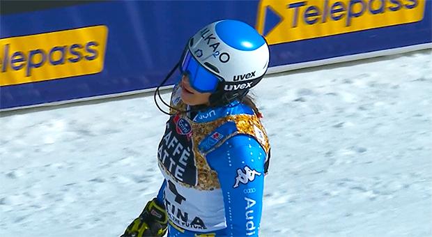 Ski-WM 2021: Irene Curtoni hätte sich mehr vom WM-Torlauf erwartet