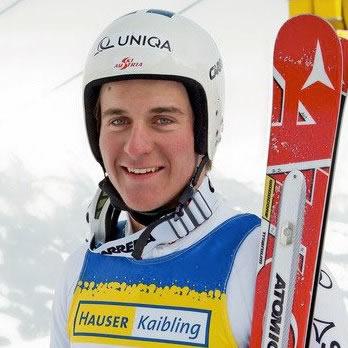 Sieger auf der Reiteralm: Daniel Danklmaier