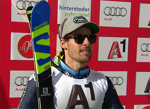 Kein WM-Riesentorlauf-Start für Luca De Aliprandini