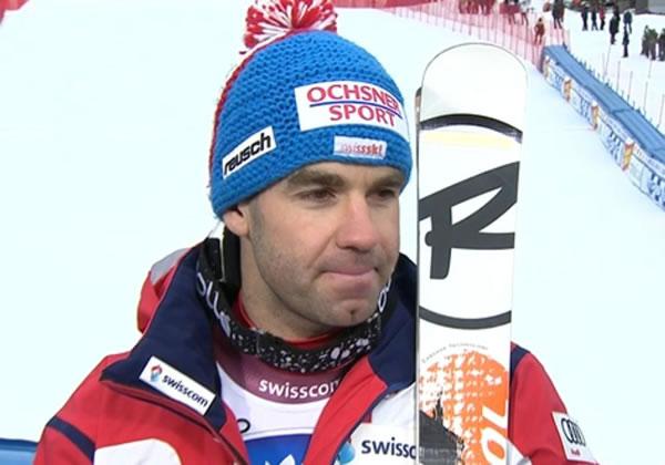 Schweizer Meisterschaften: Défago gewinnt Riesenslalom