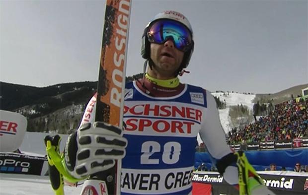 Senior Défago rettete Swiss-Ski in Beaver Creek