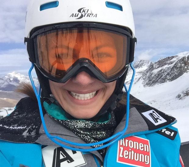 """Carina Dengscherz im Skiweltcup.TV-Interview: """"In jedem Rückschlag erkenne ich eine Chance!"""" (Foto: Carina Dengscherz)"""