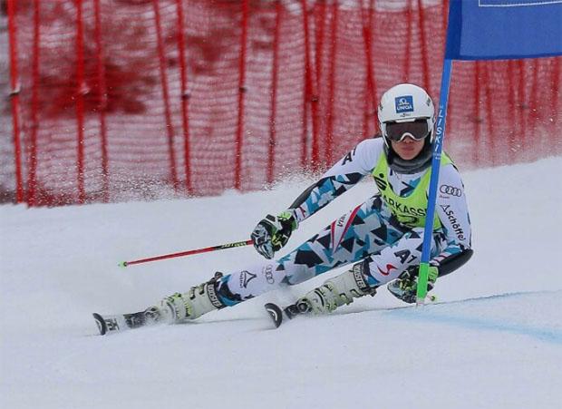 Carina Dengscherz in Aktion (Foto: Robert Roschmann)