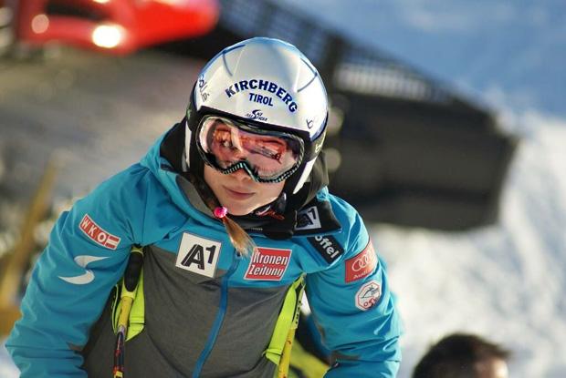 """Dajana Dengscherz: """"Als oberstes Ziel steht meine Gesundheit, dann der Sprung in den A-Kader und dann einige Einsätze im Weltcup."""" (Foto: Dajana Dengscherz)"""