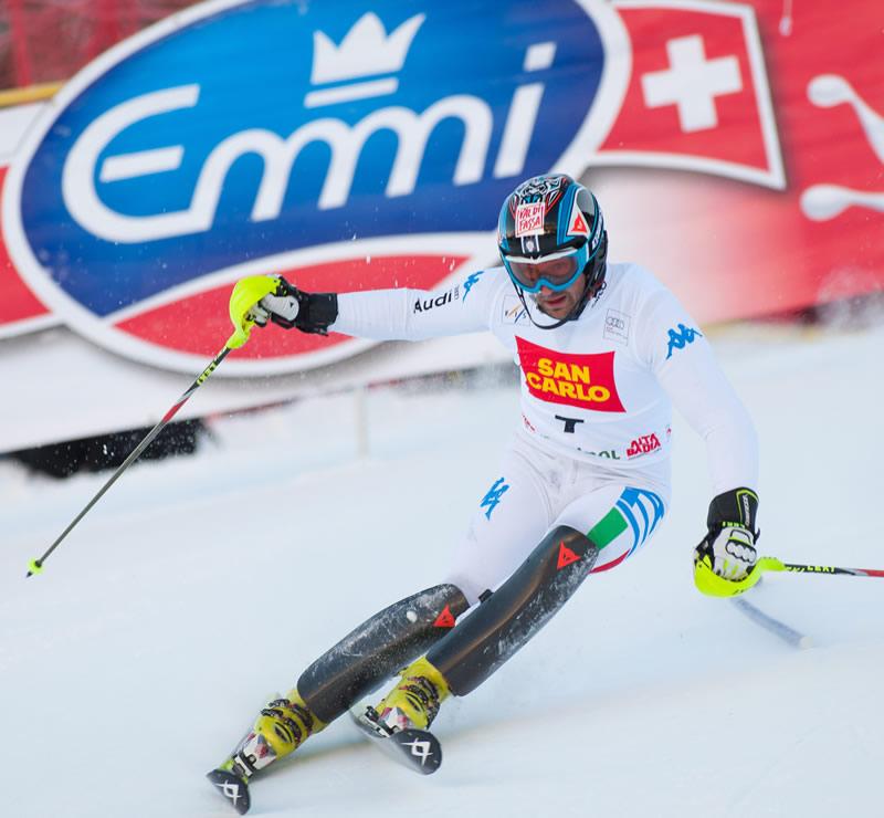 """© PHOTOPRESS/Johann Groder: Vier """"Azzurri"""" schafften den Sprung in die Top 8"""