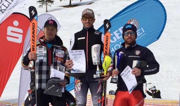 (c) www.vmgsport.at / Nächster Sieg für Digruber Plätze eins und zwei bei FIS-Slaloms in Deutschland