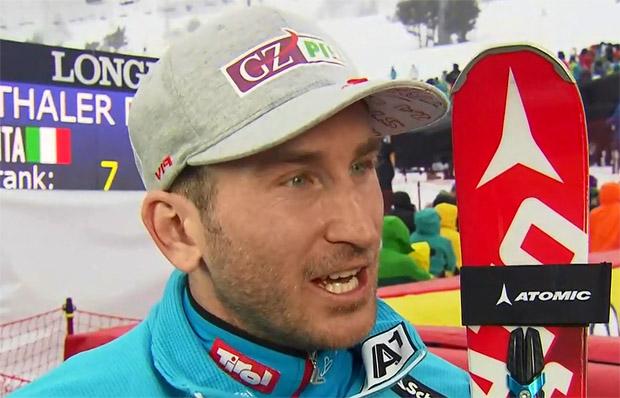 Marc Digruber erzielt mit Platz 5 beim Slalom in Naeba bestes Weltcupergebnis