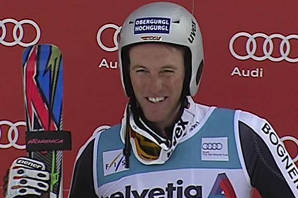 Goldener Ski 2012: Fritz Dopfer