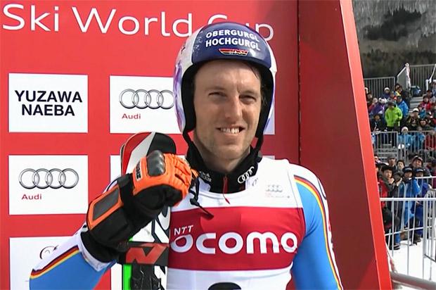 Fritz Dopfer freut sich auf Riesentorlaufrennen in Hinterstoder