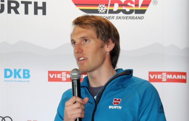 Fritz Dopfer und der steinige Weg zurück in den Skiweltcup (Foto: Walter Schmid / Skiweltcup.TV)
