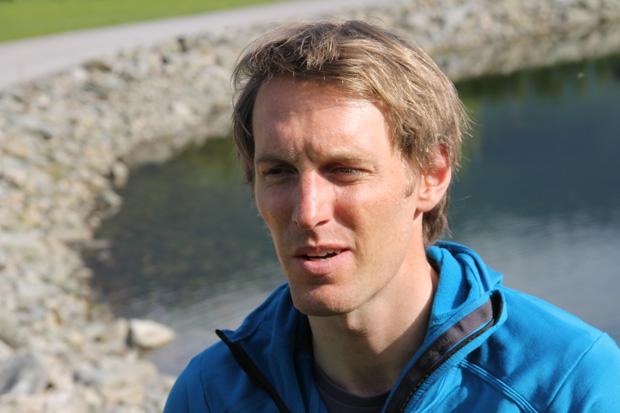 Fritz Dopfer stößt zum OK (Foto: Walter Schmid / Skiweltcup.TV)
