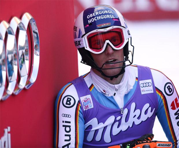 © Kraft Foods / Fritz Dopfer ist Deutscher Slalom-Meister 2018