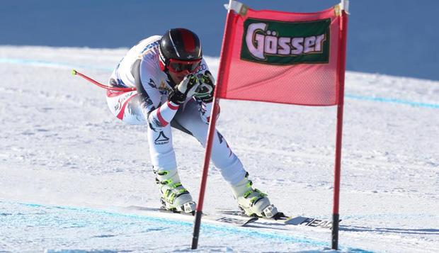 © Clemens Dorner/GEPA-Pictures - Clemens Dorner Österreichischer Meister 2015 im Super-G