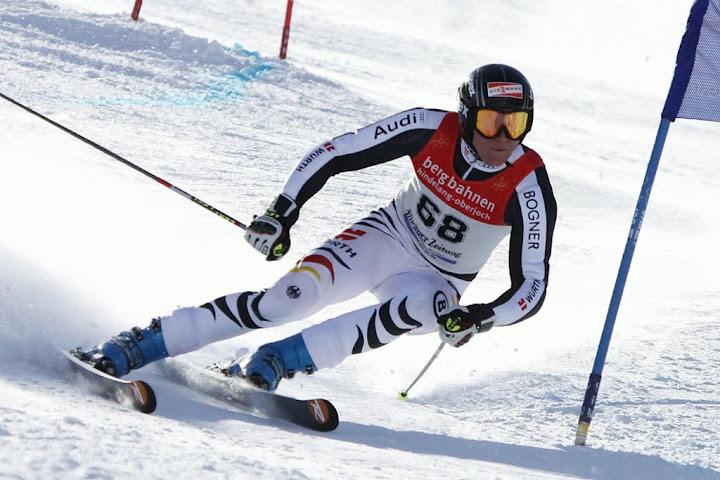 © Gerwig Löffelholz / Riesenslalom-Silber für Thomas Dressen bei Juniorenweltmeisterschaften in Roccaraso (ITA)