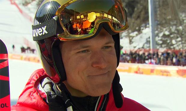 Olympia Kombination 2018: Thomas Dreßen mit Bestzeit - Marcel Hirscher greift nach Gold