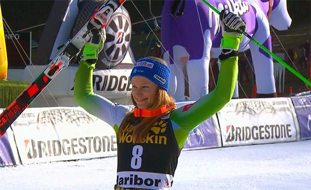 """Ana Drev im skiweltcup.tv-Interview: """"Wenn ich gesund bleibe, kann ich weiterhin erfolgreich sein!"""""""