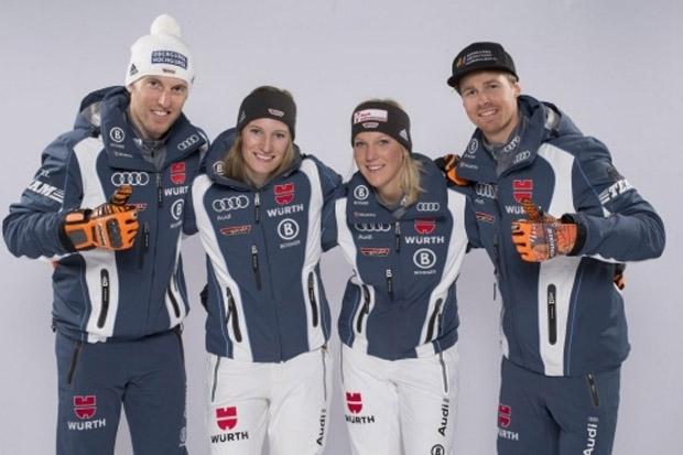 © Deutscher Skiverband / DSV NEWS: Lichtgestalten auf der Piste