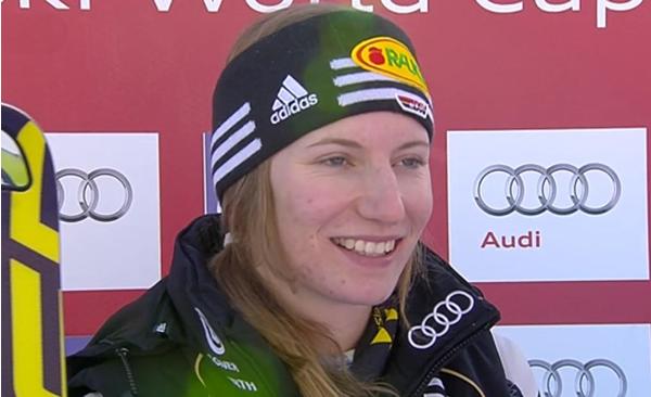 Lena Dürr sicherte sich als Achte das bisher beste Ergebnis ihrer Karriere.