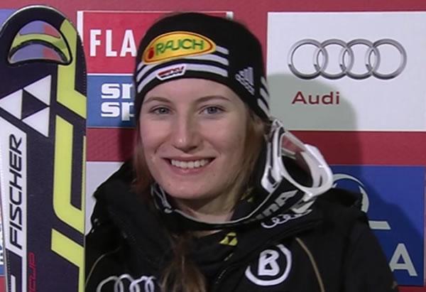 Die 20-Jährige Lena Dürr beendete das Rennen als beste Deutsche auf Platz zwölf.