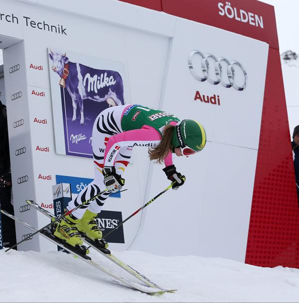 © Kraft Foods / Der Start in die WM Saison 2012713 - Lena Dürr