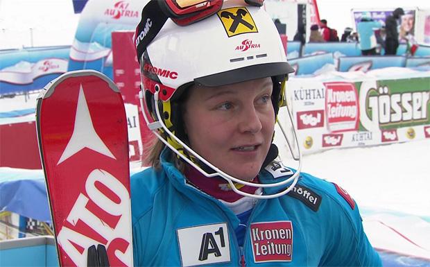 Julia Dygruber überzeugte mit Platz 14 in Kühtai