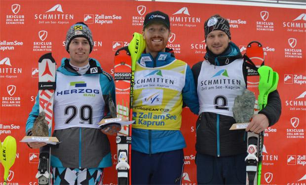 Hettegger - Haugen - Hirschbühl: Drei Sieger bei EC-Torlauf in Zell am See (Foto: www.skiclub-zellamsee.at)