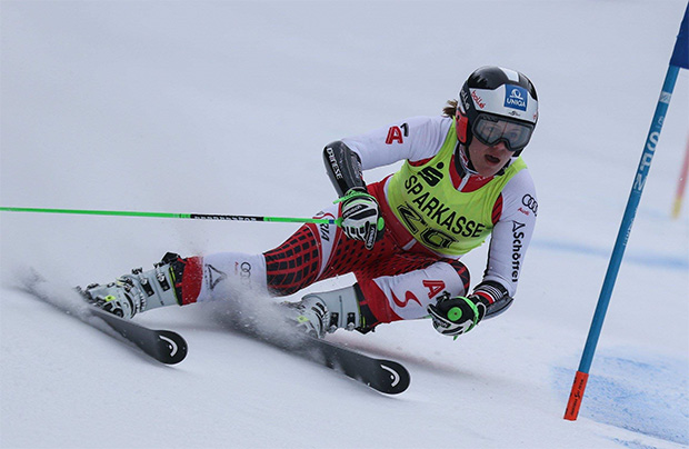 Junioren-Weltmeisterin Magdalena Egger will ihre Bodenständigkeit bewahren (©Robert Roschmann)