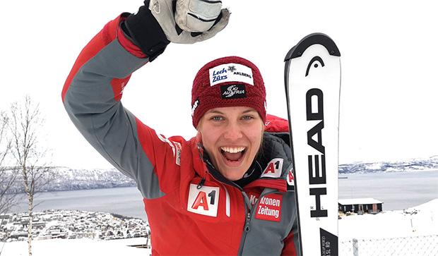 """ÖSV News: Magdalena Egger das große Skitalent aus dem """"Ländle"""" (Foto: © Magdalena Egger / privat)"""