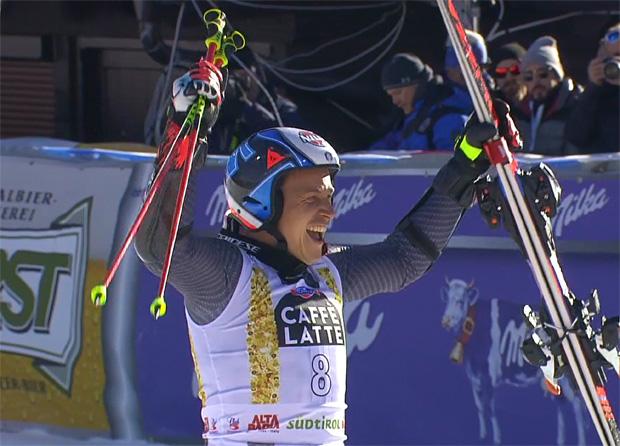 Seinen größten Erfolg konnte Eisath am 18.12.2016 auf der Gran Risa in Alta Badia erringen, wo er als Dritter, neben Marcel Hirscher und Mathieu Faivre auf dem Siegerpodest stand.