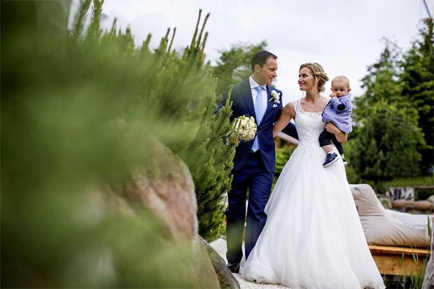 Skirennläufer Florian Eisath schloss mit seiner Freundin Maria Gufler den Bund der Ehe. (Foto: Florian Eisath / Twitter)