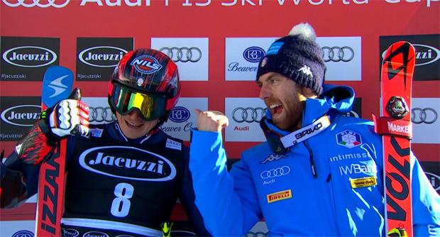 Florian Eisath und Riccardo Tonetti
