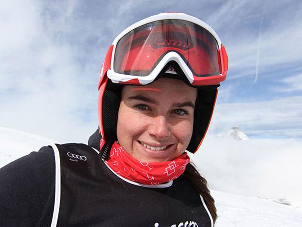 © swiss-ski.ch / Elena Stoffel will ersten Schritte in den Europacup wagen