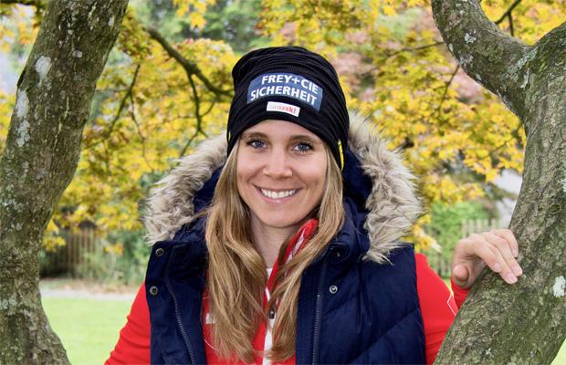 """Andrea Ellenberger im Skiweltcup.TV-Interview: """"Ich musste lernen, mit Siegen und Niederlagen umzugehen!"""" (Foto Andrea Ellenberger / privat)"""