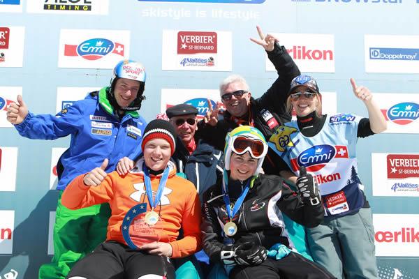 © EMMI  /  Gewinner und VIP's