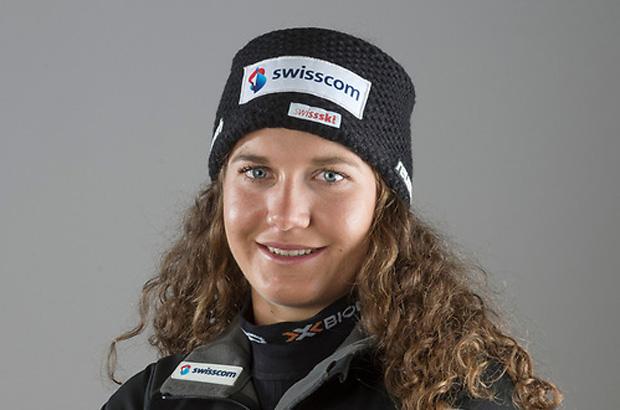 Lindy Etzensperger gewinnt Europacup-Riesenslalom in Tignes  (Foto: Swiss-Ski)