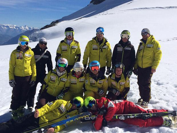 © swiss-ski.ch / Schweizer Europacup-Team Frauen