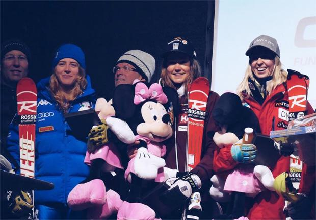 Charlotta Säfvenberg war bei den EC-Slaloms in Bad Wiessee eine Klasse für sich (Foto: Charlotta Säfvenberg / instagram)