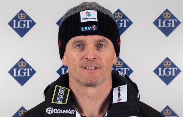 Andy Evers (49) neuer Speed-Trainer von Swiss-Ski (Foto: Swiss-Ski.ch)